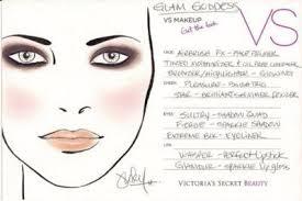 victoria s secret makeup by enid in