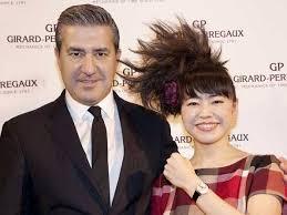 Girard-Perregaux - Hiromi Uehara wins the François Perregaux award - People  and interviews - WorldTempus