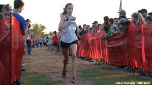 Adoette Vaghan Goes For Fourth SPC XC Title