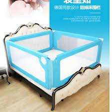 Baby Safety Bed Rail Bed Fence Bed Guard 防摔床围 New Fit For Queen Size Bed Babies Kids Cots Cribs On Carousell