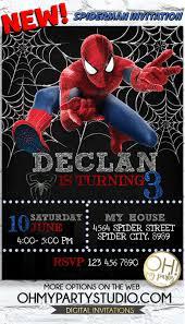 Spiderman Birthday Party Spiderman Party Ideas Spiderman
