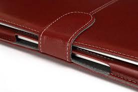 pu leather macbook case cover bag
