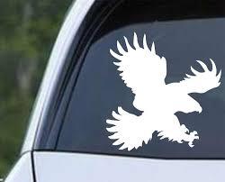 Bird Of Prey Eagle Harris Hawk Osprey Falcon Die Cut Vinyl Decal Sticker Decals City