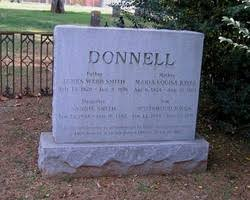 Nannie Smith Donnell (1846-1862) - Find A Grave Memorial