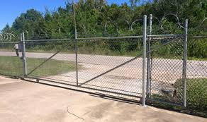 Chain Link Fence Installation Grade A Fence Company