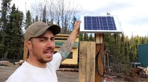 Protecting The Garden Solar Electric Fence System Youtube