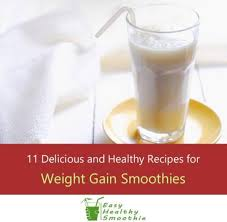 11 high calorie smoothie recipes for