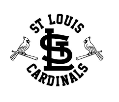 St Louis Cardinals Decal Etsy In 2020 St Louis Cardinals St Louis Cardinals Baseball St Louis Baseball