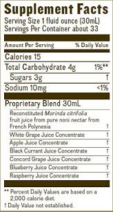 healthy all natural nutritious drinks