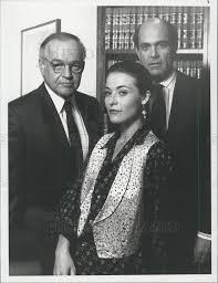 L.A. LawAmanda Donohoe,Richard Dyshart,Alan Rachins 1990 vintage ...