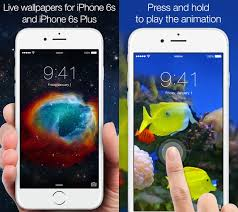 3d touch live wallpapers on your iphone