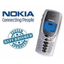 FACTORY REFURBISHED) Nokia 8250 ...