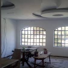gypsum ceiling design and build