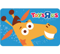 the toys r us credit card is being
