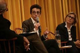 Masha Gessen on the Stories We Tell About Migration | Harvard Magazine