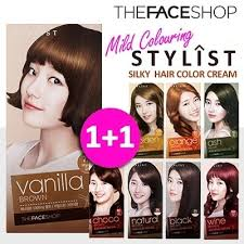 stylist silky hair color cream 1 1