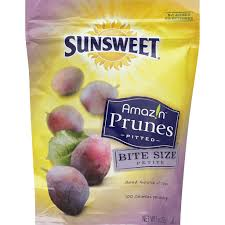 sunsweet prunes pitted bite size