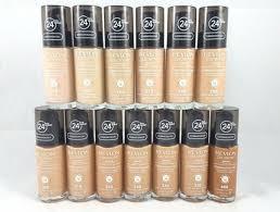 revlon 24h colorstay makeup foundation