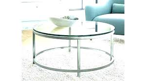small round coffee table makemyblog co