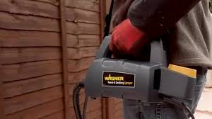 Buy Wagner Fence Decking Electric Paint Sprayer Paint Sprayers Argos
