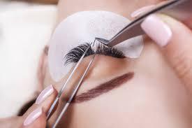 mink eyelash extensions brows