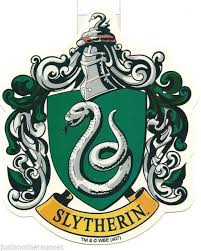 Harry Potter Slytherin School Crest Sticker Decal Vinyl Official Merch 4 25 X5 For Sale Online Ebay