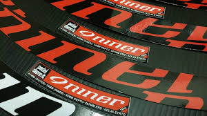 Niner Decal Set Rm90 Can Customized Color Bike Sticker Station Facebook