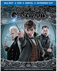 Fantastic Beasts [Movie] - Fantastic Beasts: The Crimes of Grindelwald |  Tunes| New and Used CDs, DVDs, Vinyl & More!