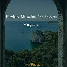 humidity malayalam fish quotes writings by tanveer ahmed