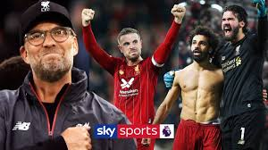 Liverpool become Premier League Champions after 30 years of hurt ...