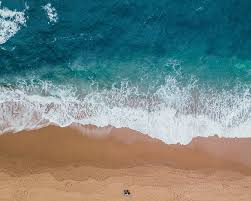 hd wallpaper blue body water beach