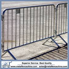 China Used Road Portable Barricades Crowd Control Barrier For Sale China Crowd Control Barrier Crowd Barrier
