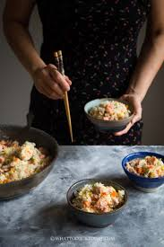 Miso Ginger Salmon Fried Rice ...