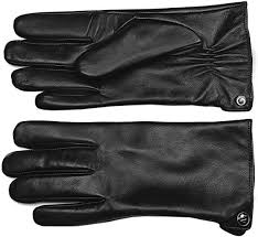 premium leather winter leather gloves