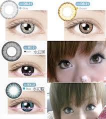 mental manga esque contact lenses
