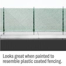 Pr 7500 Ultrafence Scale Chain Link Fence Fence Post Kit