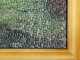 jigsaw puzzle frames in many sizes
