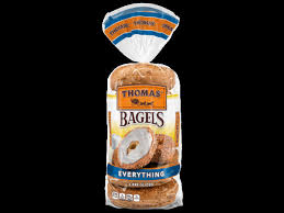 bagels everything nutrition facts
