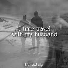 i time travel my husband
