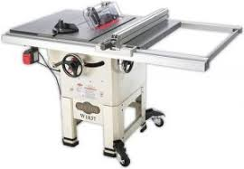 Shop Fox W1837 Hybrid Table Saw Review 2020 Sawinery
