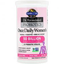 dr formulated probiotic once daily