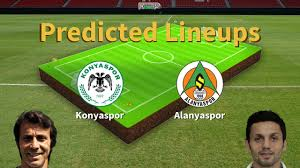 Predicted Lineups and Player Updates for Konyaspor vs Alanyaspor ...