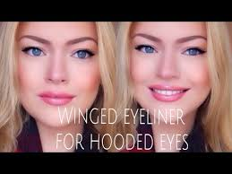 hooded eyes do s and don ts makeup