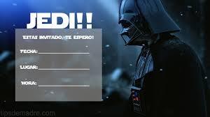 Star Wars Tu Fiesta De La Guerra De Las Galaxias Tips De Madre