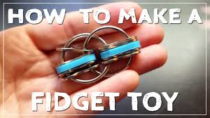 how to make a fidget toy you
