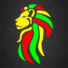 2 Rasta Sticker Patch Decal Reggae Lion Of Judah Vinyl Car Window Beach Tropical For Sale Online Ebay