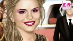 real makeup games selena gomez