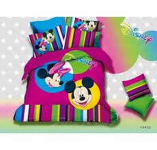 minnie mouse queen size bedding