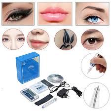 permanent makeup cosmetic kits eyebrow