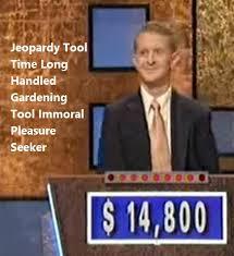 tool time long handled gardening tool